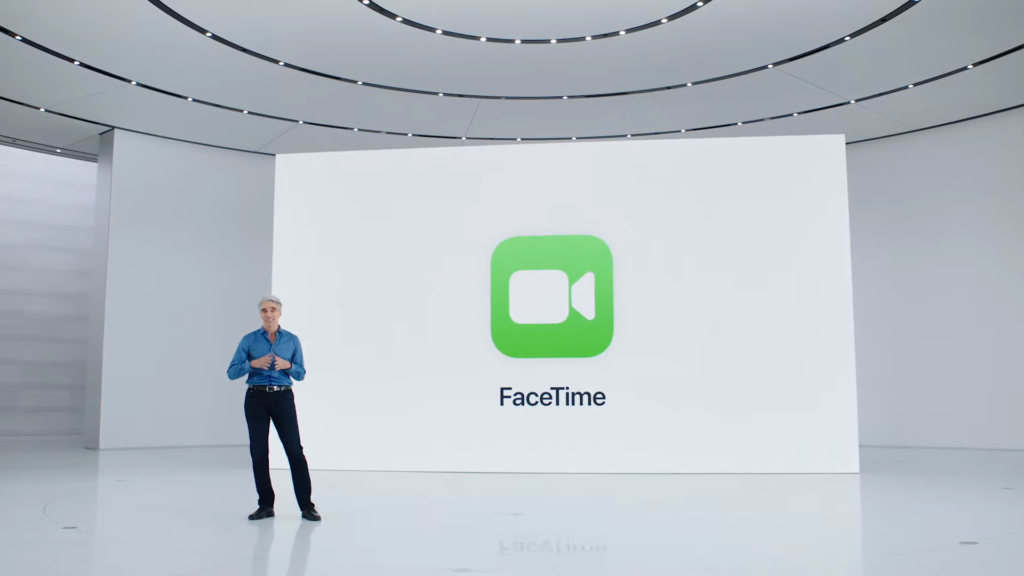 Facetime Changes   iOS 15 Released in WWDC 2021   Everything you Need to Know